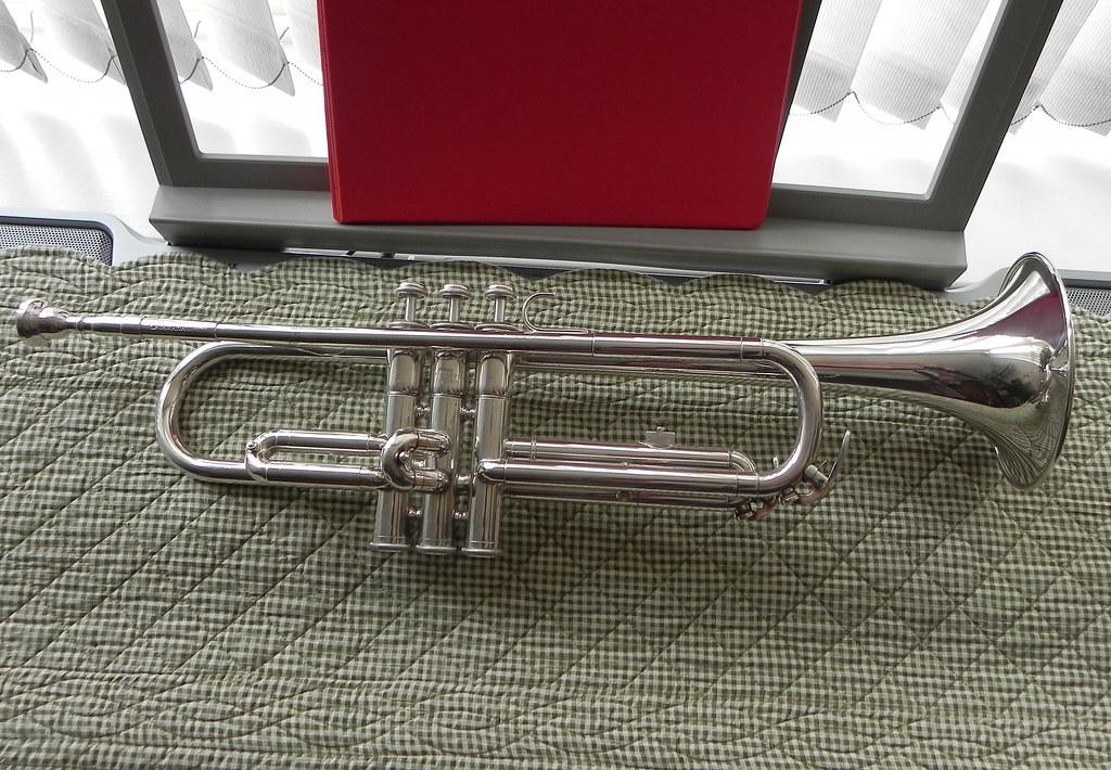 Yamaha YTR 232S Trumpet