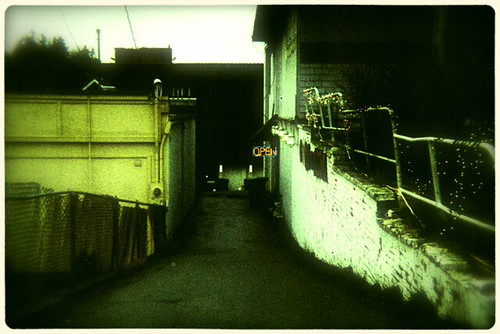 Old Bellevue Alley