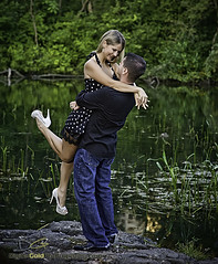 Central Park Engagement - New Yo
