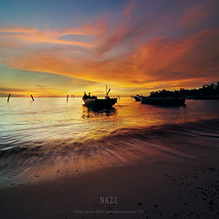 You created everything and we belong to You (naza.carraro) Tags: sunset abandoned silhouette port boat parking wave foam dickson bora seremban sampan ombak sembilan negeri naza colorphotoaward vertorama saariysqualitypictures naza1715 nazarudinwijee