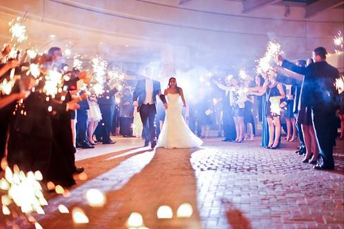 Alia & Daniel's Mandarin Oriental wedding  - image by Leigh Taylor