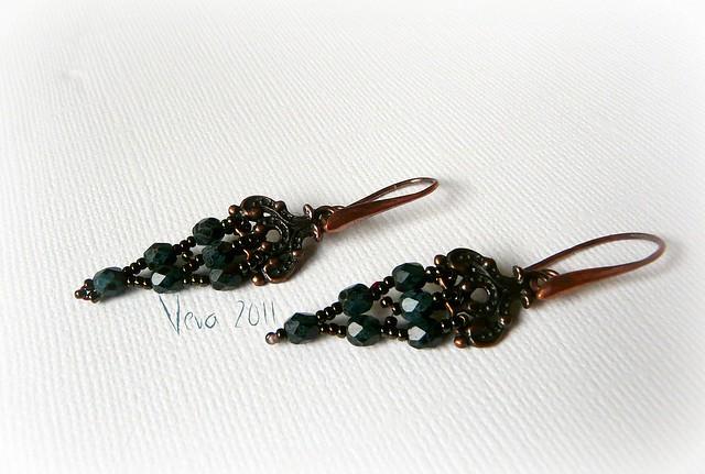 victorian earrings copy via gasar