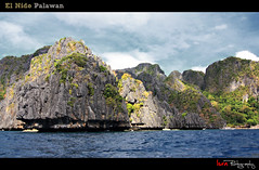 El Nido's Limestone Cliffs (Yisra'el (busy)) Tags: travel philippines elnido palawan limestonecliffs
