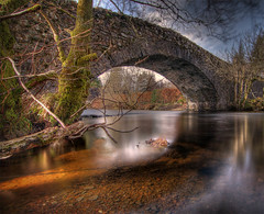 Aros Old Bridge (BoboftheGlen) Tags: old uk bridge river island scotland argyll aros mull isle salen