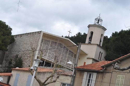 Eglise de Carry-le-Rouet by Pirlouiiiit 13032011