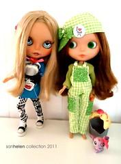 Helena e Michelane