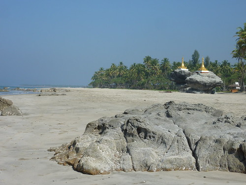 Ngwe Saung-plage (2)