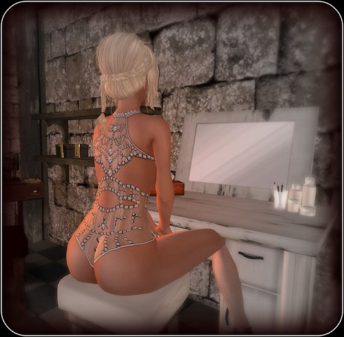 Seldom Blue- Sienna Bodysuit