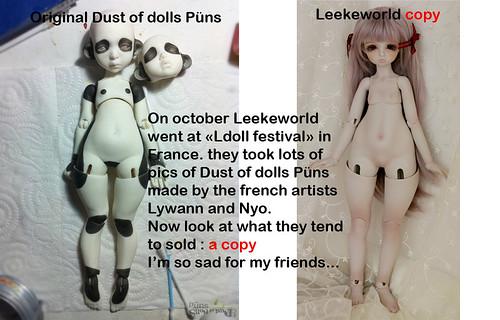 leekeworld s copy of dust of dolls