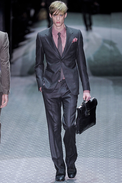 Benoni Loos3239_FW11_Milan_Gucci(VOGUEcom)