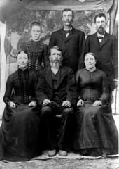 Edmond Herndon Family