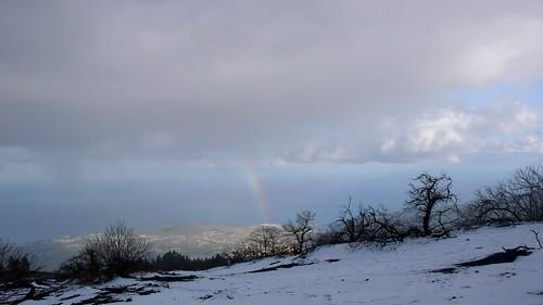 04. Nevada en el Volcán de las Arenas. 15 de marzo 2011.JPG