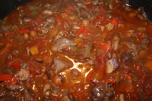 Hearty Lamb Ragu