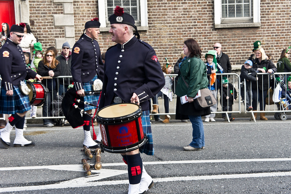 St. Patrick's Parade 2011 - Behind The Scenes Activities