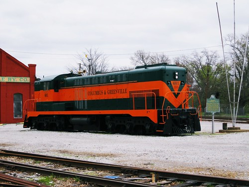 railroad columbus mississippi locomotive baldwin switcher columbusandgreenville