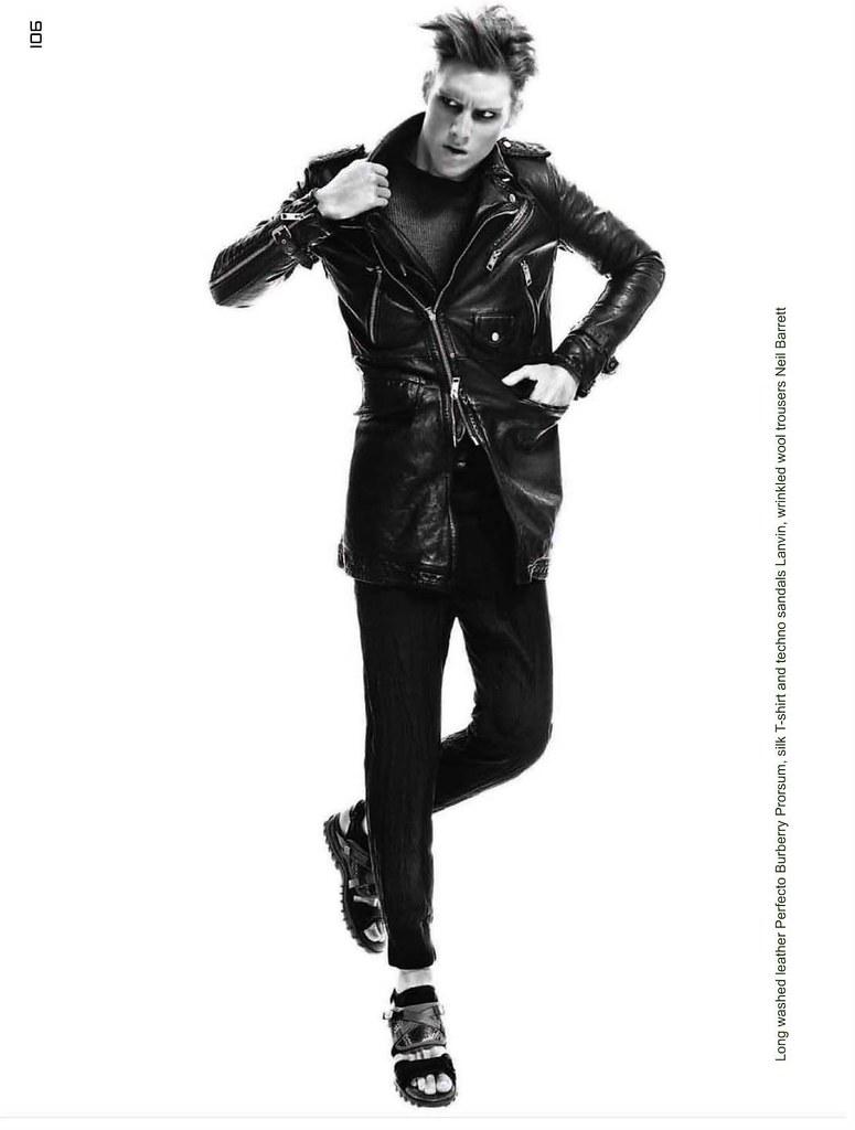 Gordon Bothe0165_Collezioni Uomo SS11_Ph Mario Gomez(Homme Model)
