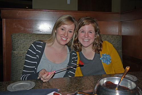Melting Pot - Allie and Kailin
