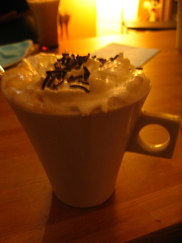 Hadrien 2 cappuccino