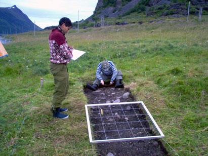 Feltarbeid i Nord-Troms I