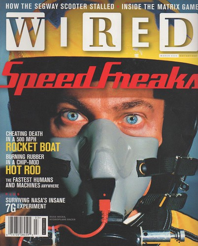 WIRED 2003 March by GCRad1