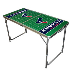 Houston Texans TailGate Table