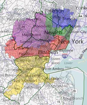 NJ 5 minority