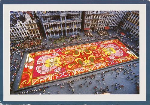 La Grand-Place, Brussels
