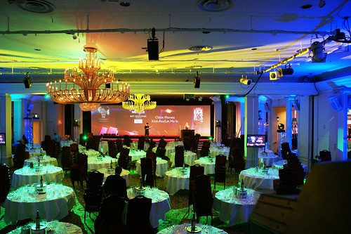 empire awards 2011 fit up by astral design