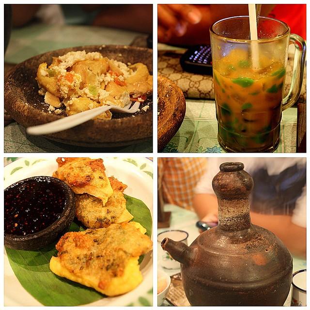 Snack at Warung Talaga