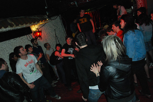 OMEGAS + SLOBS + MATURE SITUATIONS + SCHOOL JERKS @ Rancho Relaxo (Toronto) ...