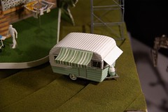 Airstream Trailer (shakesfestSTL) Tags: stlouis shakespeare 1950s forestpark shrew setdesign scottneale