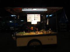 Best sweets cart at Chiang Mai Night Market - Thailand (ashabot) Tags: street night thailand seasia nightlights cities chiangmai streetscenes lightanddark marketscenes