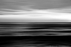 S e a (BB (O.)) Tags: sunset sea blackandwhite bw motion blur beach portugal water nikon series bb scenes d300 o vilanovadegaia lavadores