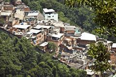 Rio De Janeiro / Favela (atacama photography) Tags: brazil rio de janeiro corcovado favela