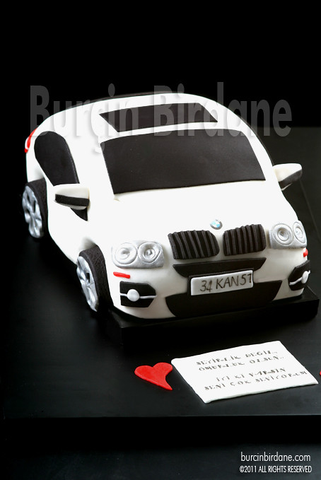 BMW X6 Pasta