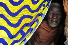 wiseman (luca.gargano) Tags: africa old travel man benin gargano lucagargano