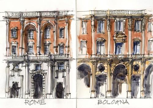 110128 Rome vs Bologna