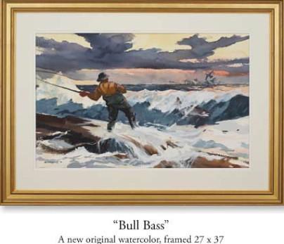 Reneson bull bass