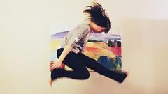 242.365 (kattra) Tags: selfportrait vancouver jump apartment january bodylanguage 365 jumpology fgr
