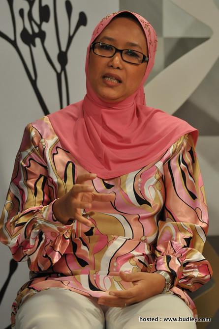 Wan Sabariah - Penerbit Eksekutif NLKO