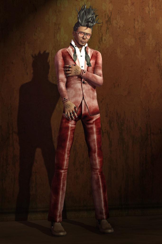 Male Fashion - Hunain Bellic