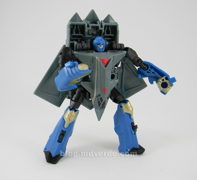 Transformer Skyburst Power Core Combiners - modo robot