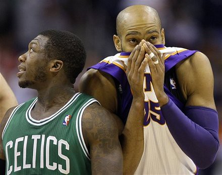 Celtics Suns Basketball