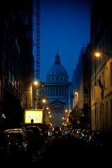 sunday evening (photopholi) Tags: street paris night evening soir rue nuit quartierlatin nikond700