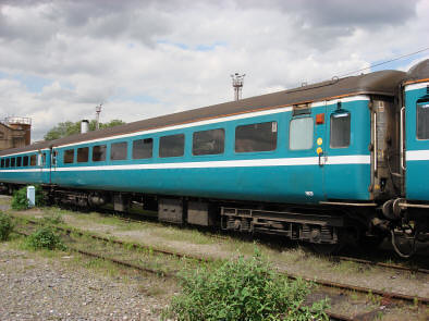 Charter train - Standard Class Carriage (UK)
