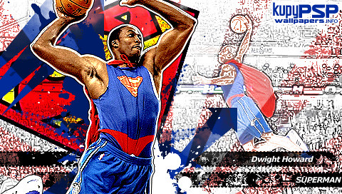superman dwight howard wallpaper. dwight-howard-superman-psp-
