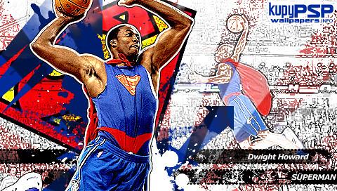 superman dwight howard wallpaper. dwight-howard-superman-psp-