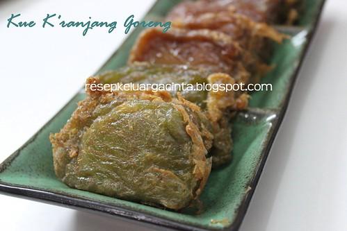 Kue K'ranjang Goreng
