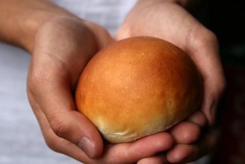 コーヒージャムパン