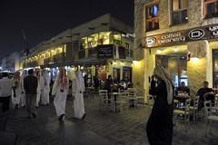 Souk at Doha (Azmi Bogart) Tags: market souk bazaar doha qatar